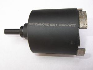 ДИАМАНТЕНА БОРКОРОНА серия IDS Ø 70 мм.