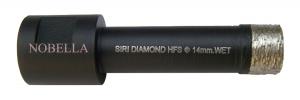 БОРКОРОНА серия HFS М14 – 14 мм