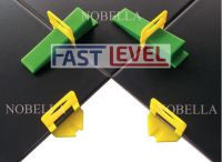 FAST LEVEL - ПОДЛОЖКА / ОСНОВА 1 mm ЗА СИСТЕМА ЗА ИЗРАВНЯВАНЕ С КЛИН 3-12 мм - 1 бр
